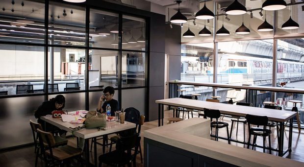 True Space Co working space – ห้องประชุม หรือทำ Workshop