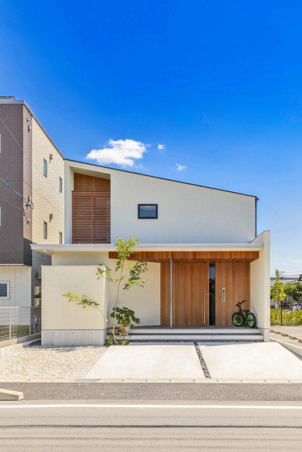 บ้านเรียบง่ายสไตล์ญี่ปุ่น