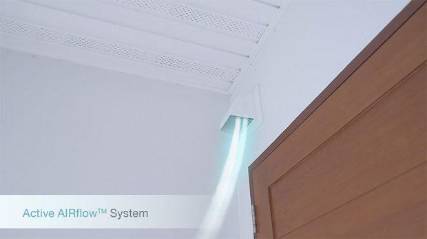 Active Airflow System SCG