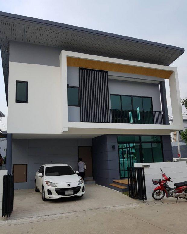 บ้าน Modern