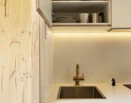 ตู้เก็บของในครัวแบบบิวท์อิน
