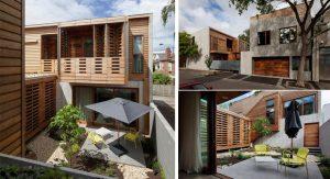 สร้างบ้านคอนกรีต