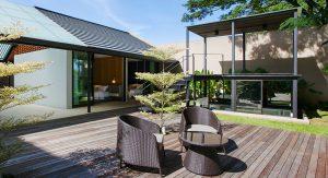 ออกแบบบ้านและสวน