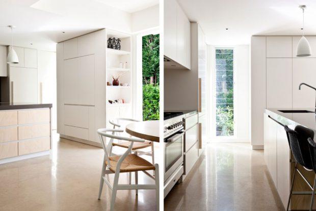 ช่องแสงในครัว