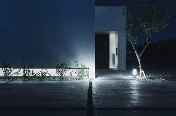 การจัดแสงไฟในและนอกบ้าน