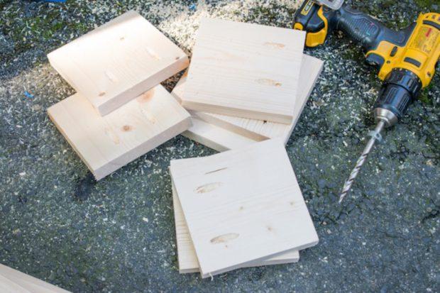 ขั้นตอนการทำกระถางไม้