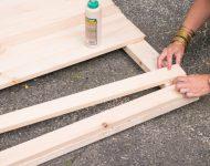 ขั้นตอนการทำผนังไม้ระแนง