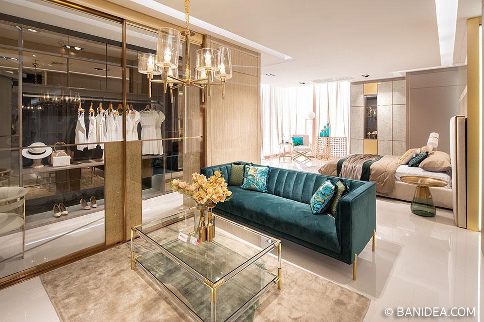 เฟอร์นิเจอร์สไตล์ Luxury