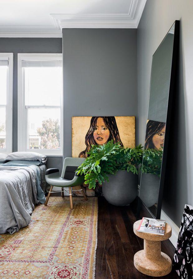 ตกแต่งห้องด้วยภาพวาด