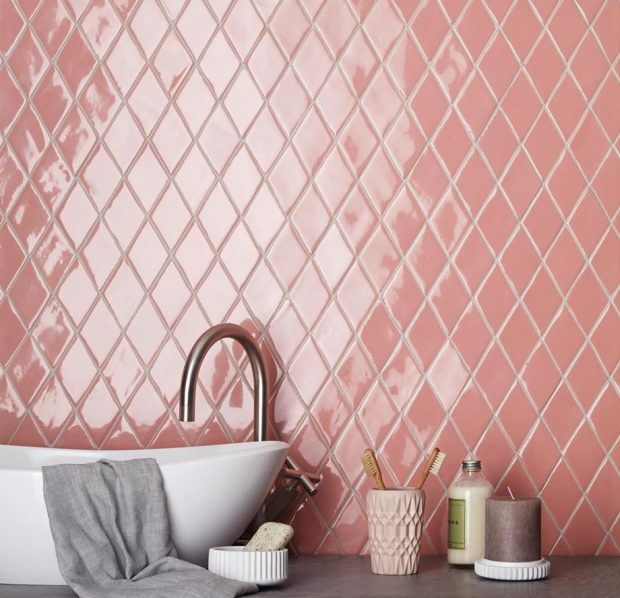 diamond-pattern-wall-