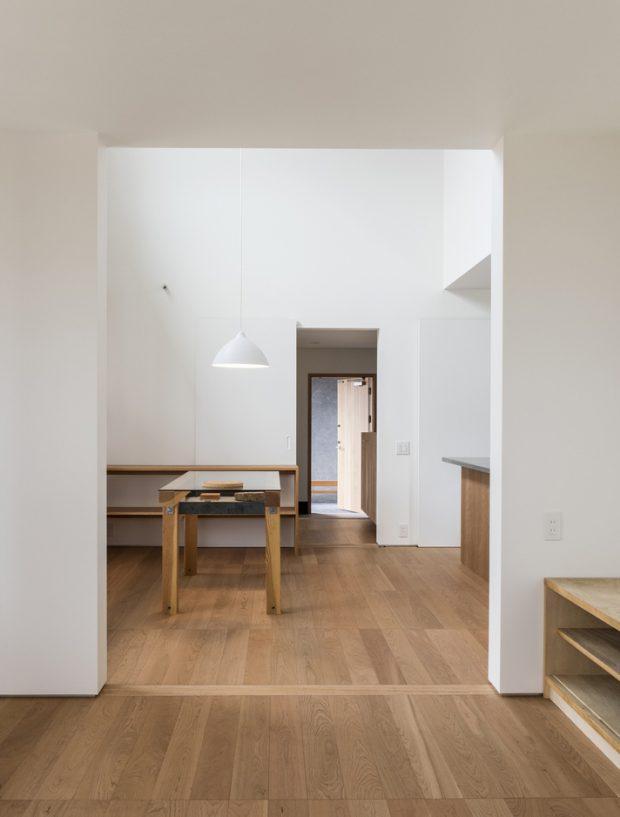ช่องว่างเชื่อมต่อแต่ละห้อง