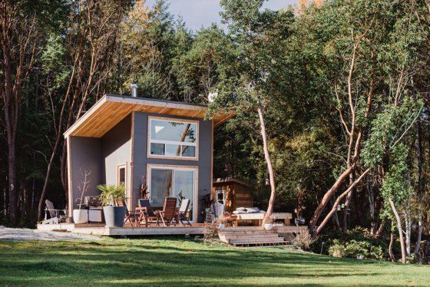 บ้านพักขนาดเล็ก