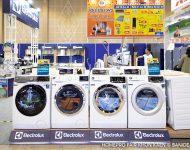 เครื่องซักผ้าฝาหน้า ลดราคา