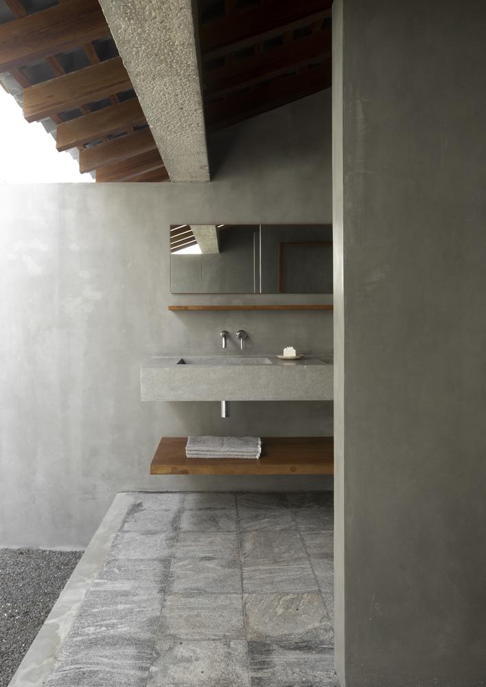 ห้องน้ำ open air