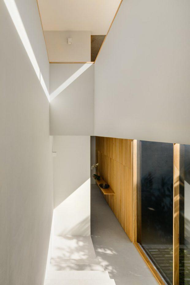 แสงและเงาในบ้าน