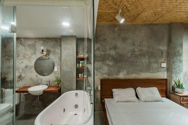 ห้องนอนมีห้องน้ำส่วนตัว