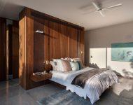 ห้องนอนตกแต่งงานไม้