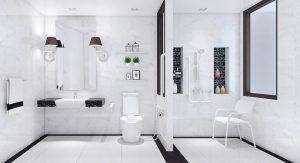 แบบห้องน้ำผู้สูงอายุ