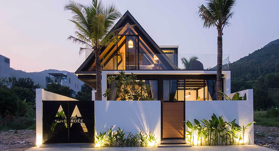 สร้างบ้านให้เช่า