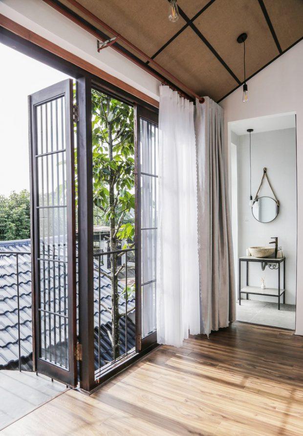 ประตูไม้ซี่ ๆ Senbon-koushi