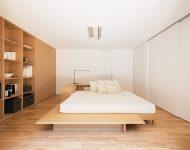 ห้องนอนสไตล์มินิมอล