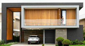 ออกแบบบ้านเพดานสูง