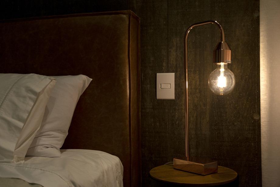 โคมไฟหลอดกลมแบบโบราณ