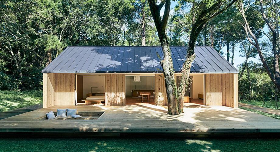 บ้านสำเร็จรูปสไตล์ญี่ปุ่น