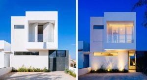 บ้านปูนสองชั้น
