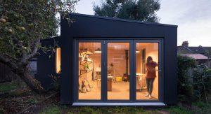ห้องทำงานในสวน