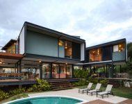 บ้านสองชั้นโครงสร้างเหล็ก