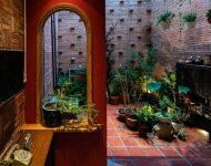 จัดสวนเล็ก ๆ ในบ้าน