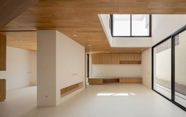 เพดานเจาะช่องว่างขนาดใหญ่