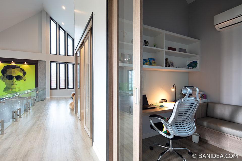 ออกแบบภายในบ้าน กรุงเทพ