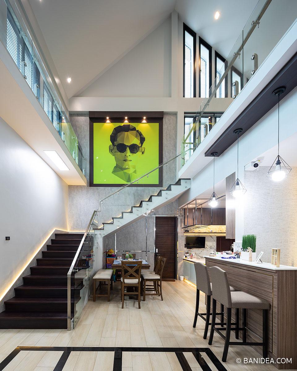 ออกแบบบ้านโมเดิร์น สถาปนิกกรุงเทพ