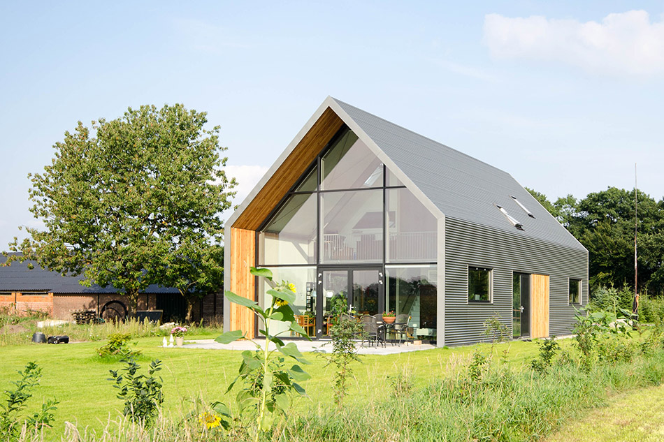 บ้านสไตล์ Modern Barn