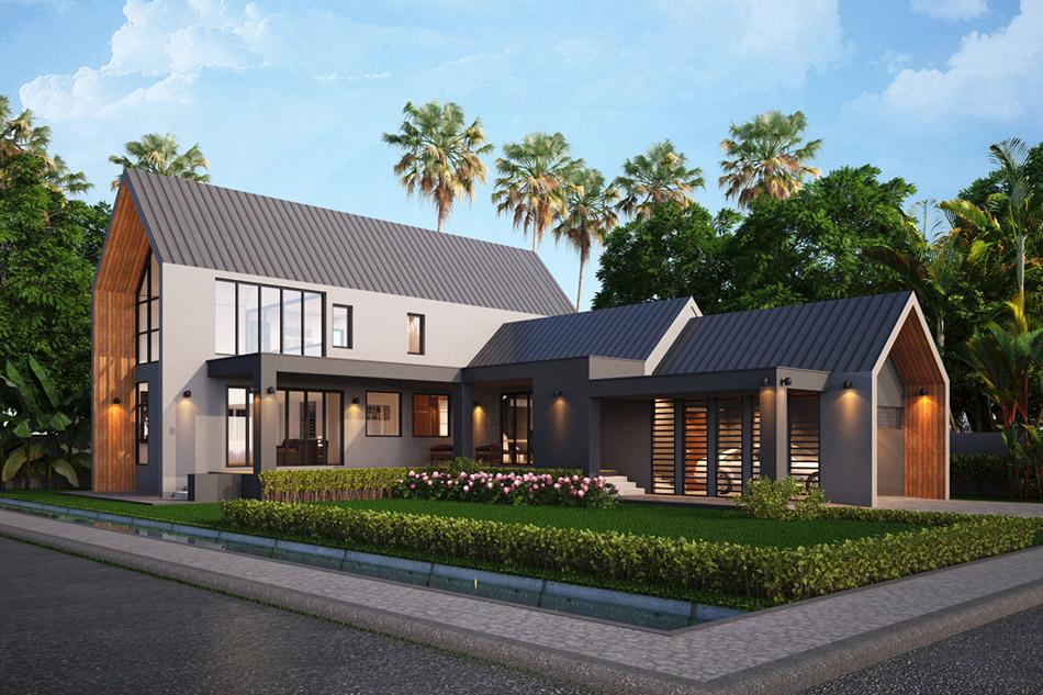 บ้าน Modern Barn เชียงใหม่