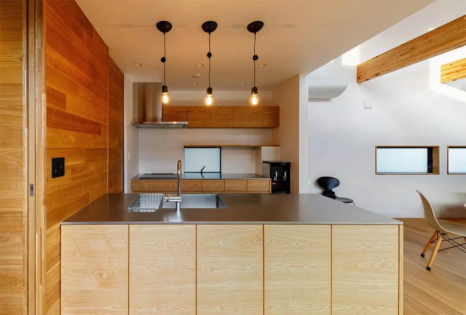 แบบห้องครัวในบ้าน