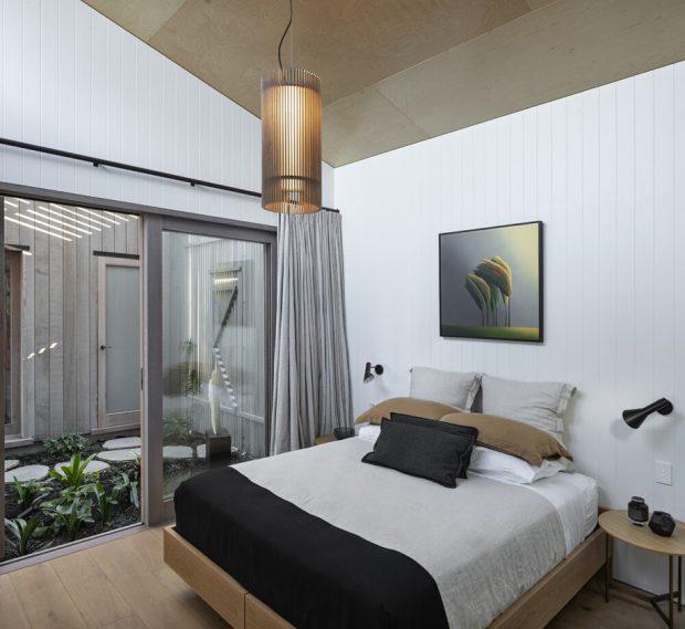 ห้องนอนมีสวนส่วนตัว