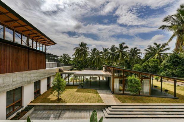 บ้านเขตร้อน modern tropical