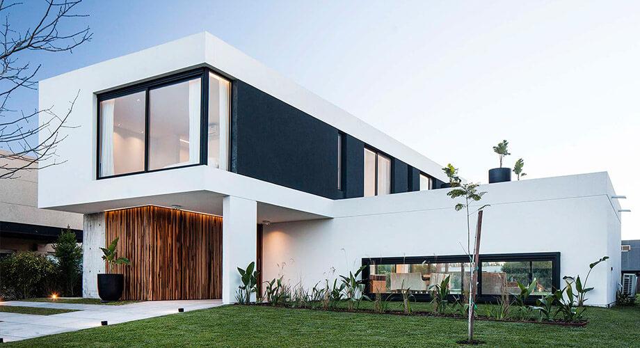 สร้างบ้านทรงกล่อง