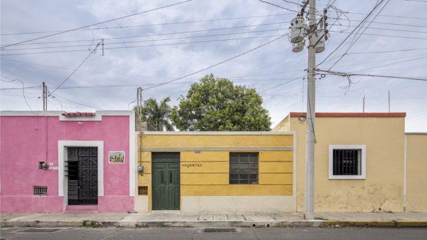 บ้านเล็ก ๆ สีสดใส