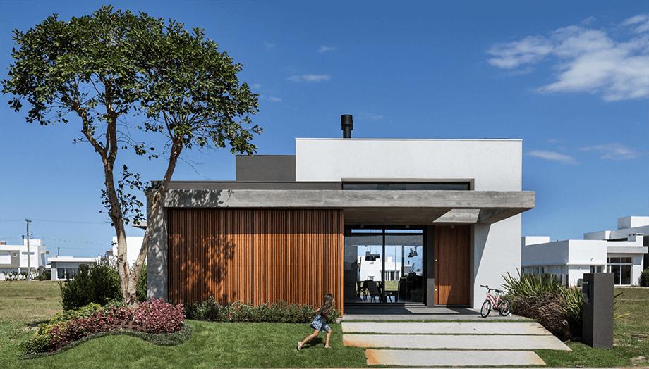 ออกแบบบ้านสองชั้นเท่ ๆ