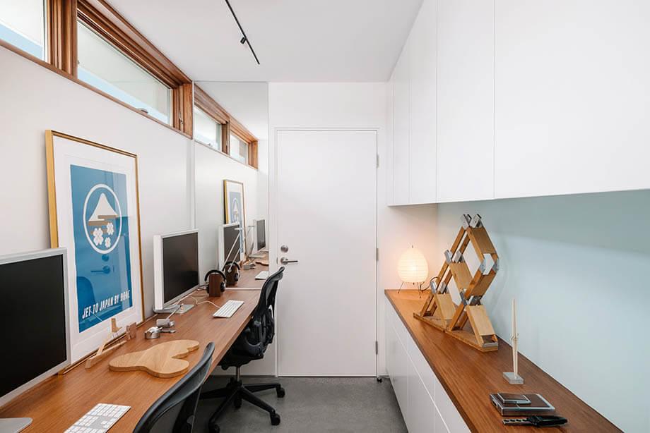 จัดห้องทำงานเล็ก ๆ ในบ้าน