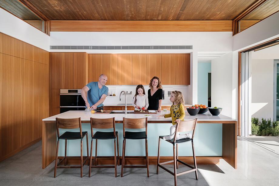 ออกแบบครัวในบ้าน