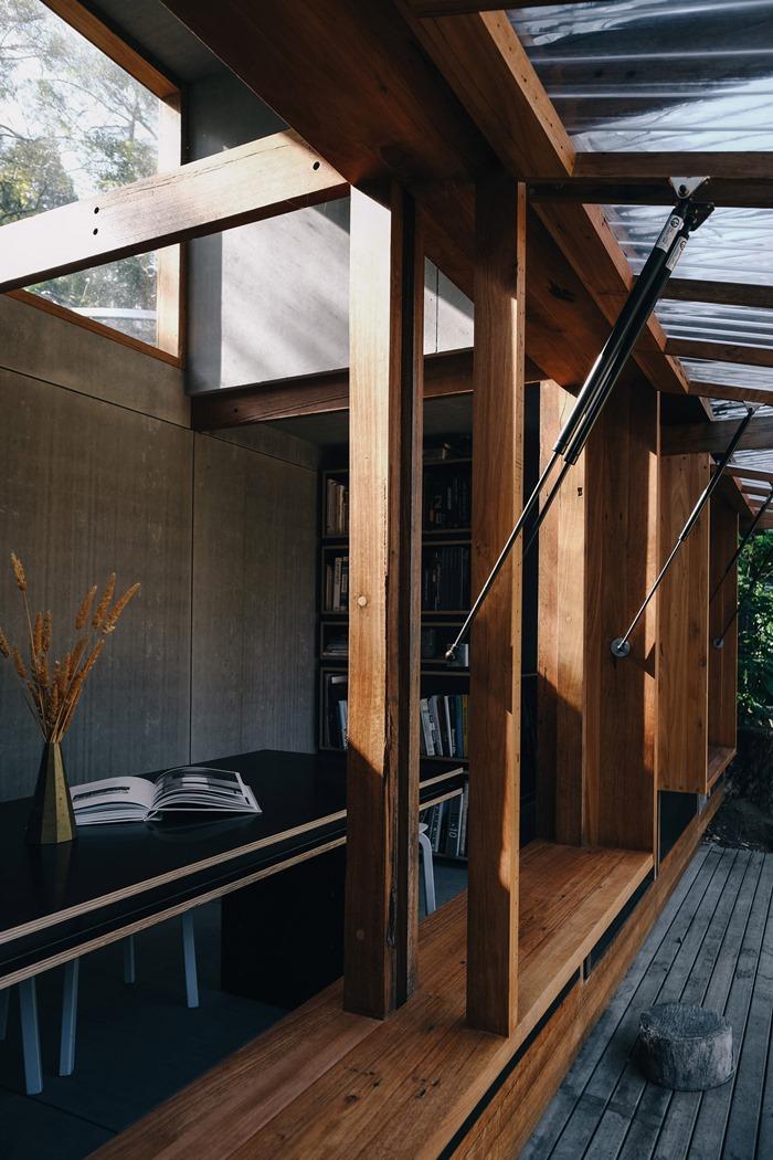 กรอบบ้านโครงสร้างไม้