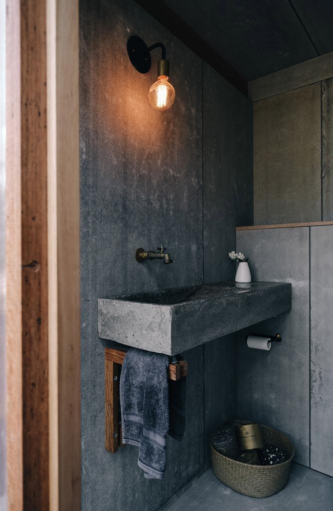 ห้องน้ำคอนกรีต