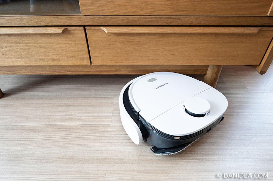 หุ่นยนต์ทำความสะอาด Veniibot