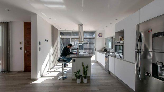 ออกแบบครัวภายในบ้าน