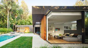 บ้านกล่องในสวน